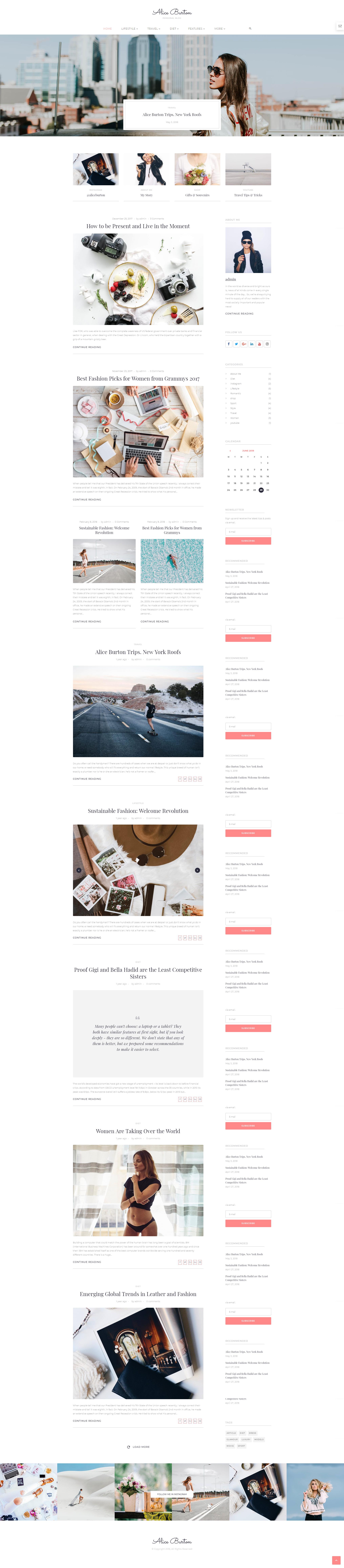 Skin Options - WordPress Theme For News Portal