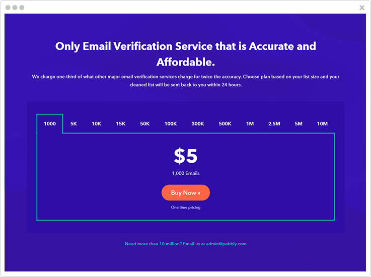 Pabbly Email Verification