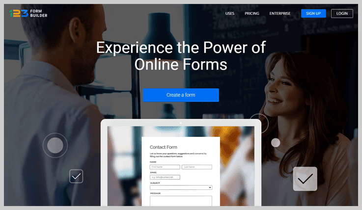 123 Form Builder - Best Stripe Payment Forms