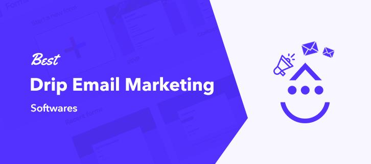 Best Drip Email Marketing Softwares