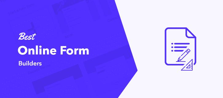 Best Online Form Builders