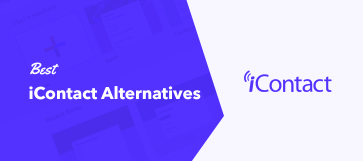 Best iContact Alternatives