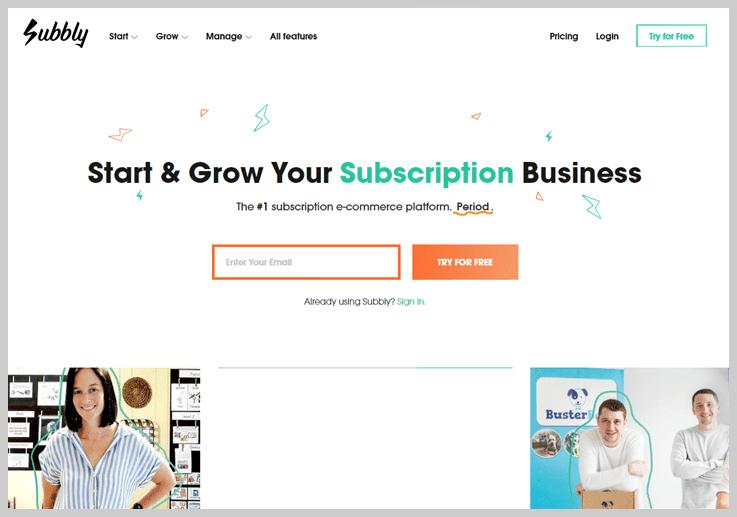 Subbly - Subscription Tool