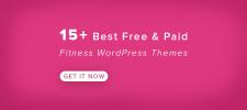 15+ Best Free & Paid Fitness WordPress Themes [CurrentYear]