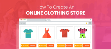 Online Clothing Store With WordPress