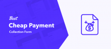 Best Cheap Payment Collection Form