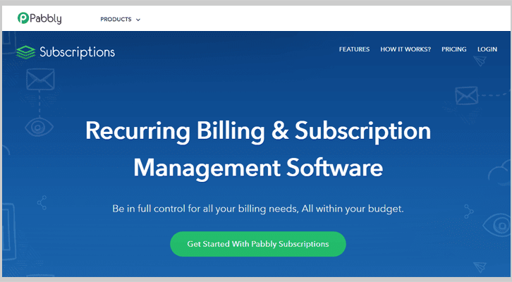 Automated Invoicing Solution by Pabbly Subscriptions