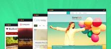 Best Three & Four Column WordPress Themes