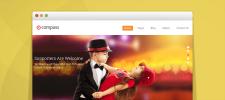Compass - Easy Business Development Website Design