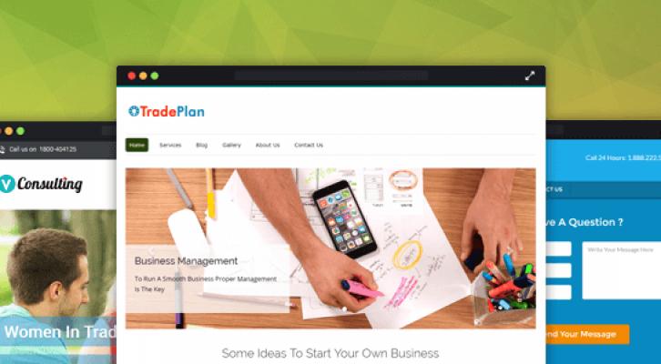 Consultancy WordPress themes