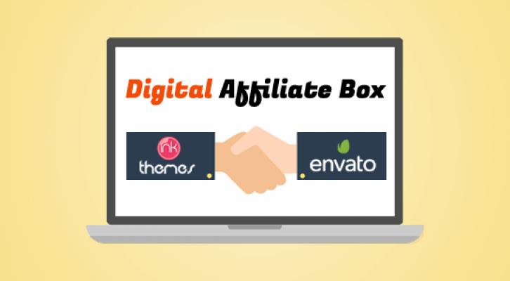 Create Envato Digital Affiliate Store Using Digital Affiliate WordPress Theme