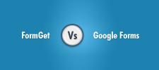 FormGet vs Google Forms - Best Online Form Builder