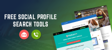 Free Social Profile Search Tools