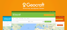 GeoCraft WordPress Theme Featured Image