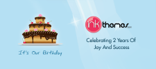 InkThemes Celebrate Two Years Of Joy And Success