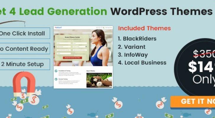 lead generation themes