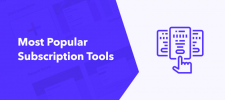 Most Popular Subscription Tools