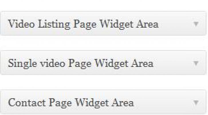 Video Craft Wordpress Theme