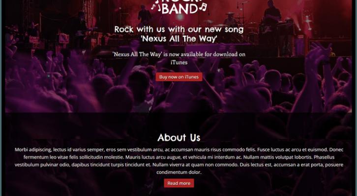 RockBand-wordpress-music-InkThemes