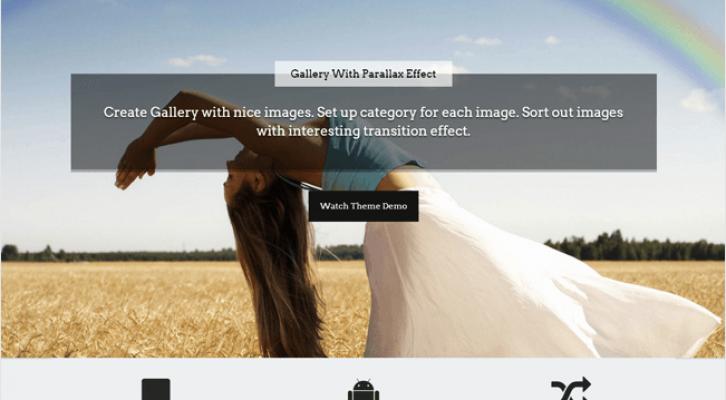 StartPoint Best Responsive One Page WordPress Theme