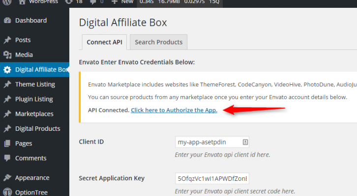Step7. Click on Authorize after entering the details
