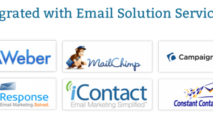 integrate email service store leads directly in mailing list