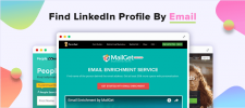 Find LinkedIn Profile By Email