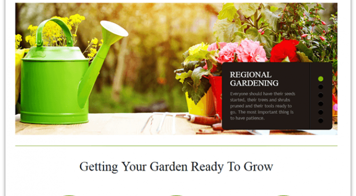gardencare wp theme