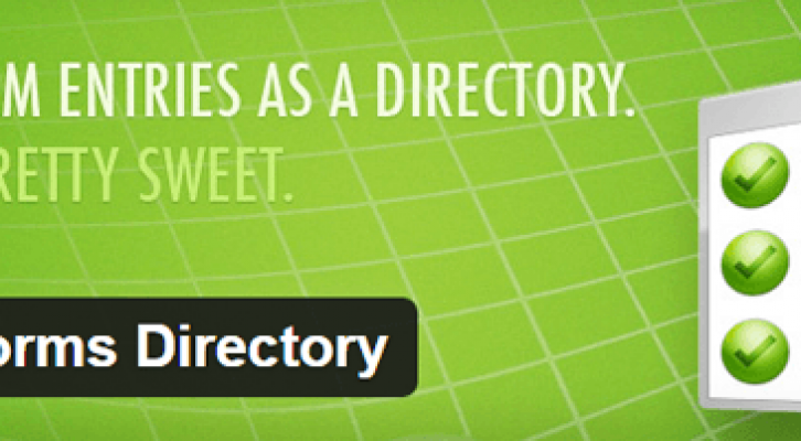 WordPress Gravity Forms Directory Plugin
