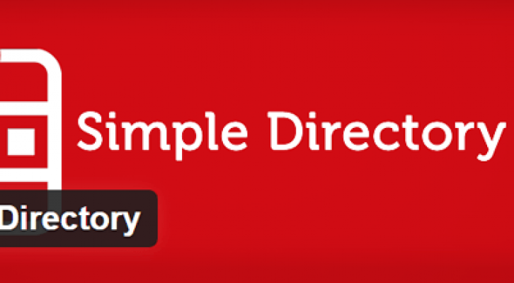 WordPress Simple Directory Plugin
