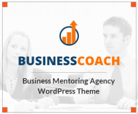 BusinessCoach - Business Mentoring Agency WordPress Theme