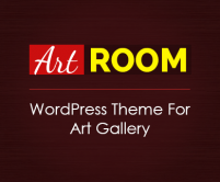 ArtRoom - Art Gallery WordPress Theme