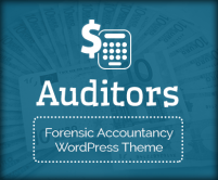 Auditors - Forensic Accountancy WordPress Theme