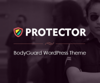 Protector - Bodyguard WordPress Theme