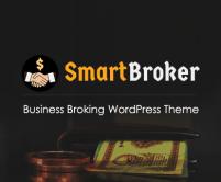 SmartBroker - Business Broking WordPress Theme
