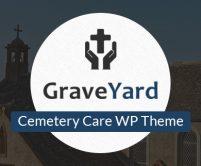 GraveYard - Cemetery Care WordPress Theme & Template