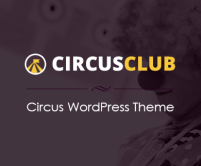 CircusClub - Circus WordPress Theme