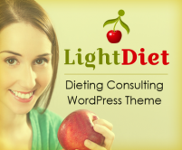 LightDiet - Dieting Consulting WordPress Theme