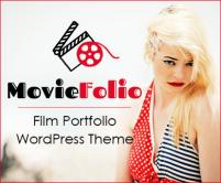 Movie Folio - Film Portfolio WordPress Theme & Tempate