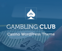 GamblingClub - Casino Club & Hotel WordPress Theme