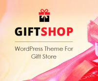 GiftShop - Gifts Store WordPress Theme