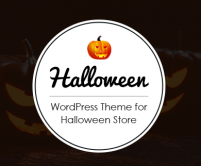Halloween - Halloween Store WordPress Theme
