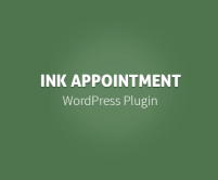 Ink Appointment - Online Booking WordPress Plugin