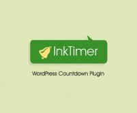 InkTimer - Best WordPress Deal Countdown Timer Plugin