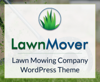 Lawn Mover - Lawn Mowing Company WordPress Theme & Template