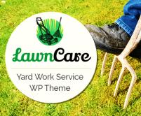LawnCare - Yard Work & Garden Care Service WordPress Theme