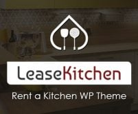 LeaseKitchen - Rent A Kitchen WordPress Theme And Template