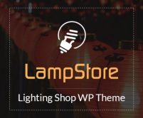 Lamp Store - Lighting Shop WordPress Theme & Template