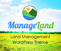 ManageLand - Land Management WordPress Theme & Template