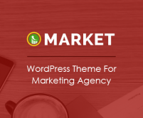 Market - Marketing Agency WordPress Theme